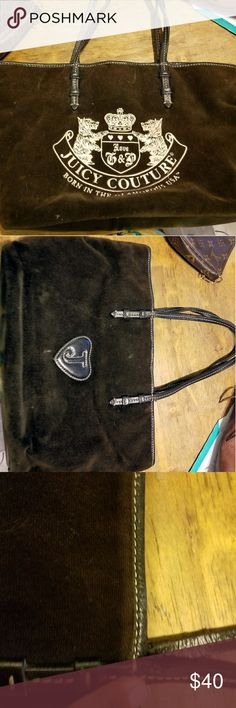 Make an offer-Juicy Couture purse Some wear and tear. Juicy Couture Bags Shoulder Bags