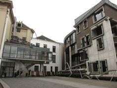 Utrecht art museum -  architecture love