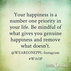 You deserve to be happy   #Happiness #Life #Lesson #peace #positive #message #WAOP