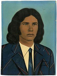 Yossi Milo Gallery se complace en anunciar Retratos Pintados , una exposición de fotografías vernáculas pintadas a mano de Brasil.