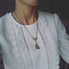 My style # Lace # Blouse # Zara # Victorianstyle # Fashion Clothes Dress Neck Designs, Blouse Designs, Trendy Fashion, Fashion Outfits, Womens Fashion, Zara Fashion, Fashion Clothes, Blouse And Skirt, Blouse Vintage