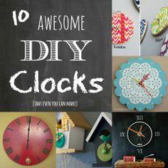 Personalized Family Photo Clock Clocks