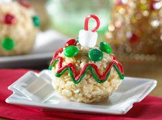 Christmas Star Treats™ Recipe | Kellogg's® Rice Krispies®