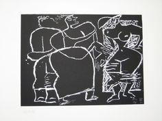 "Le Corbusier (1887-1965) - ""Three women"" 1942/64"