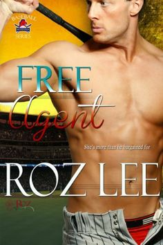 Free Agent (Mustangs Baseball  0.5) by Roz Lee