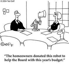 mortgage humor cartoon