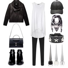 #Street Style: Black and White