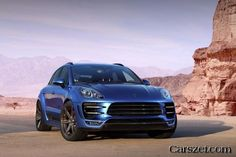 Top Car posted photos of his 2018-2019 Porsche Macan Ursa