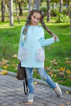 Children's fashion-Детская мода Children's fashion - Tween Fashion, Baby Girl Fashion, Toddler Fashion, Young Fashion, Look Fashion, Kids Outfits Girls, Little Girl Dresses, Girl Outfits, Tween Mode