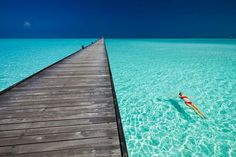 Maldives is unrivalled in luxury, whether you're talking about the resorts or the beaches, the amazing underwater world or the warm azure waters of the Indian Ocean. But don't be afraid of the costs, the resorts cater to a range of budgets.