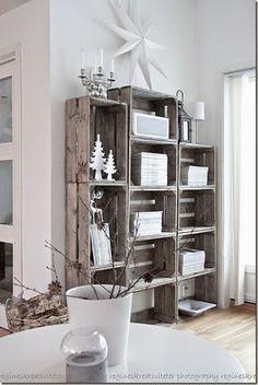 Trendy: drewniane skrzynki/wood crates
