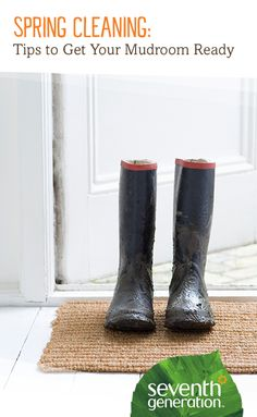 Spring is here! Get your mudroom garden-ready with these 5 simple tips.