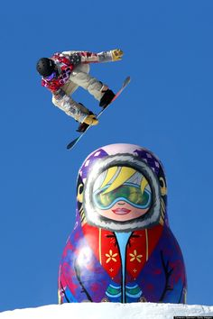 Ryan Stassel of the United States competes in the Men's Slopestyle Qualification during the Sochi 2014 Winter Olympics