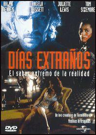 Días extraños (1995) EEUU. Dir.: Kathrin Bigelow. Ciencia ficción. Fantástico. Thriller – DVD CINE 1738