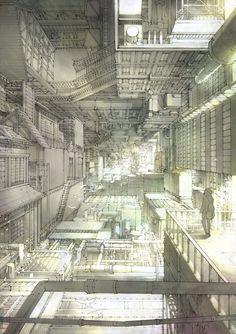 Escher Receding - Tami