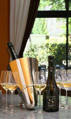 Vente des #ChampagneSalon sélectionnés par le Sommelier ChampMarket