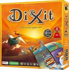 logo przedmiotu Dixit