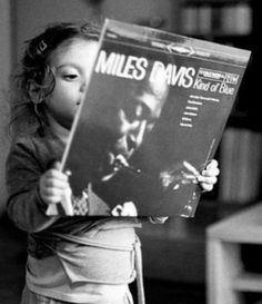 Kind of Blue is a studio album by American jazz musician Miles Davis, released on August by Columbia Records. It has been regarded by many critics as the greatest jazz album of all time and Davis's masterpiece Miles Davis, Lps, Good Music, My Music, Kind Photo, Kind Of Blue, Jazz Blues, Music Stuff, Music Is Life