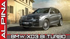 BMW ALPINA XD3 BI-TURBO | AUTO WORLD. RU