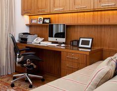 Leonardo Junqueira Leonardo, Decoration, My Room, Home Office, Corner Desk, Interior, Furniture, Design, Home Decor