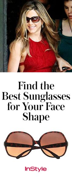 Find out which style of sunglasses will complement your face shape and bring out your best look.