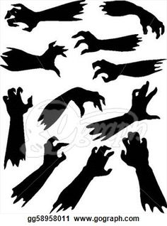 Ideas for Zombie Hands