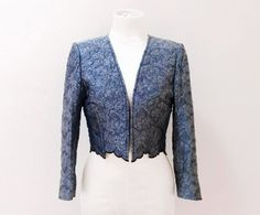 valentino tapestry coat