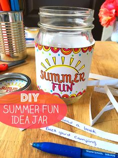 DIY Summer Fun Idea