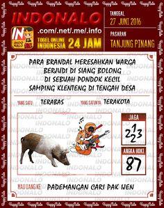 Prediksi Togel Online Live Draw 4D Indonalo Tanjung Pinang 27 Juni 2016