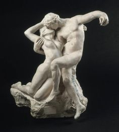 Eternal Springtime by Auguste Rodin (French sculptor Camille Claudel, Auguste Rodin, Modern Sculpture, Sculpture Art, Renaissance, French Sculptor, Spring Art, Spring Time, Erotic Art