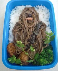chewie noodles.