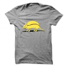 cool This guy loves his ARMADILLO t shirts