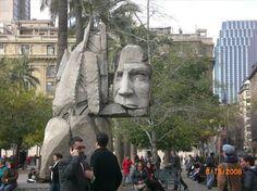 La Plaza de Armas | Santiago, Chile