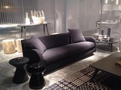 Gervasoni unveils NEXT collection by Paola Navone at Salone del Mobile 2016 #imiresource #imoderni Paola Navone, Sofa, Couch, Furniture, Collection, Home Decor, Settee, Settee, Decoration Home