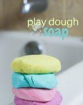 Bath Time Play Dough