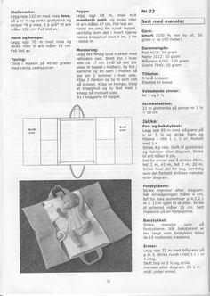 Album Archive - Dukketøj til Baby Born 2 - Ingelise Knitted Doll Patterns, Knitted Dolls, Doll Clothes Patterns, Baby Knitting Patterns, Clothing Patterns, Baby Born, Album, Archive, Lost