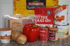 Recept: Mexicaanse Wraptaart   BeautyChef Wraps, Rolls, Rap