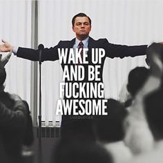 Image result for wolf of wallstreet quotes