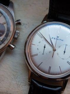 A Week On The Wrist: The Zenith El Primero Chronograph Classic — HODINKEE