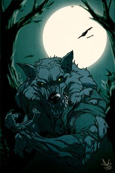 lycan art deviant | More from DavidSequeira
