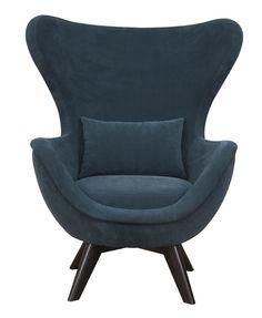 fauteuil à oreilles contemporain IDA Hamilton Conte