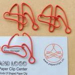 Santas Hat Paper clips