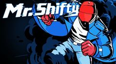 Mr. Shifty is Hotline Miami Meets Nightcrawler This top down 80s style action game features a main character with a short range teleport. March 10 2017 at 11:01PM  https://www.youtube.com/user/ScottDogGaming