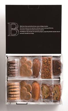 ベルギーミシュランシェフとショコラティエのチョコレート専門店『BbyB.』よりケーク&焼き菓子を発売!