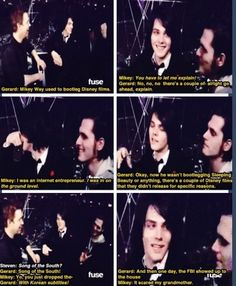 Oh mikey