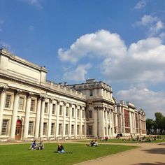 .@andrewvonrose | beautiful day at greenwich #london #england