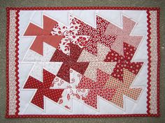 Placemat from Terrie | Flickr - Photo Sharing!