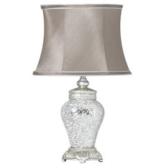 Found it at Wayfair.co.uk - Regal 45.5cm Table Lamp