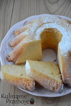 Babka majonezowa - KulinarnePrzeboje.pl French Toast, Cooking Recipes, Bread, Breakfast, Food, Cupcake, Diet, Morning Coffee, Chef Recipes