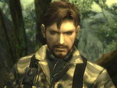Big Boss Metal Gear Solid 3 Snake Eater